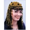 Headpiece Egypt Gold Black